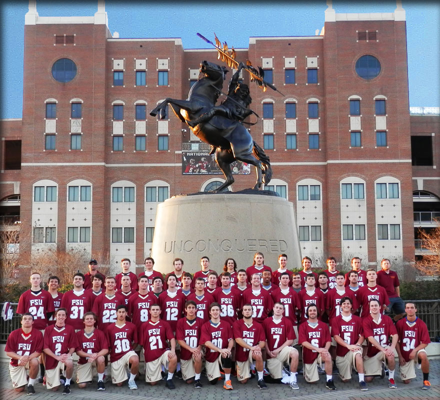2014 FSU Lacrosse Team